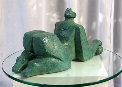 Sphinx : The Guardian (green)